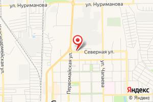 Адрес МУП Электрические сети городского округа город Салават Республики Башкортостан на карте