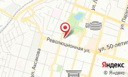 Расположение Росгосстрах на карте
