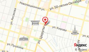 Адрес Уфимский филиал ПАО Запсибкомбанк