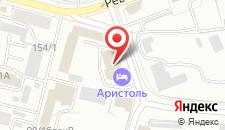 Мини-гостиница Аристоль на карте