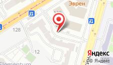Апарт-отель Волшебный край на карте