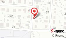 Гостевой дом Запольский на карте