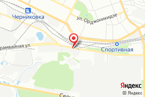 Адрес ПромТехСтандарт на карте