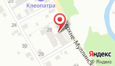 Гостиница Мармелад на карте
