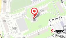 Отель Города на карте