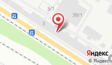 Гостиница На Васильева 3 на карте