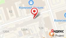 Гостиница Мой мир на карте