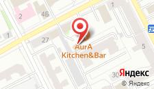 Отель Аура CityHotel на карте