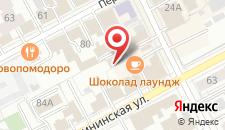 Гостиница Gabriel Hotel на карте