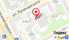 Мини-гостиница Гостевой дом 59 на карте