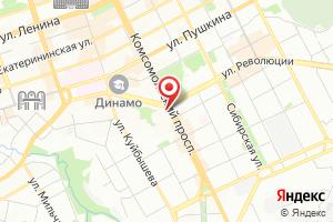 Адрес Пермводоканал на карте