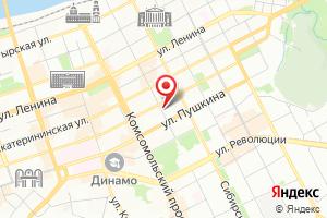 Адрес Пермь Насосная станция Пн - 23 на карте
