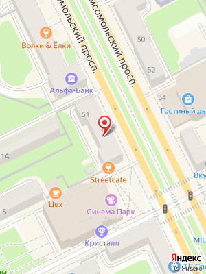 Streetcafe Kompros на карте