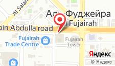 Отель Al Diar Siji Hotel на карте