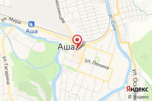Адрес НОВАТЭК на карте