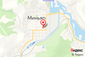 Адрес Миньярская газовая служба на карте