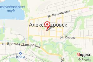 Адрес АО ОРЭС-Прикамья на карте