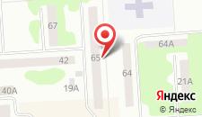 Апартаменты Лысьва на карте