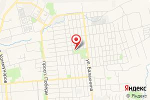 Адрес ГРП на карте