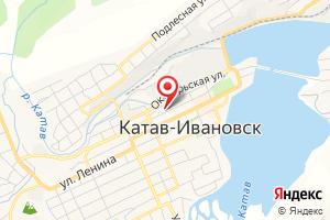 Адрес НОВАТЭК-Челябинск на карте