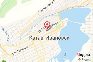 Адрес ТеплоЭнерго на карте