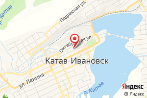 Адрес МУП ТеплоЭнерго на карте