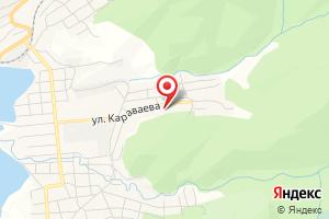 Адрес Электрическая подстанция Прибор на карте