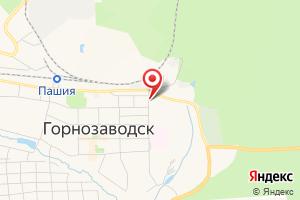 Адрес Газпром межрегионгаз Пермь, абонентский пункт в г. Горнозаводске на карте