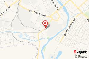 Адрес Подстанция № 5 ВПП муниципального унитарного предприятия Белорецкие городские электрические сети на карте