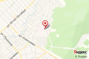 Адрес Общеподстанционный пункт управления подстанции Белая глина на карте