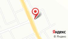 Отель Sheraton Oman Hotel на карте