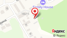 Дом отдыха Bungalo Family House на карте