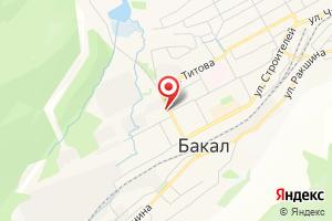 Адрес Горводоканал на карте