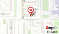 Мини-гостиница Hotel City на карте