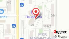 Бизнес-холл Панорама на карте