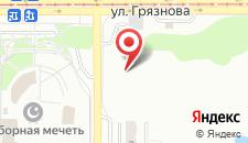 Отель Apartment on Voznesenskaya на карте