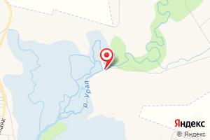 Адрес Скважина водозабора воды № 36 на карте