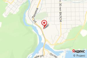Адрес Электрическая подстанция Нязепетровск на карте