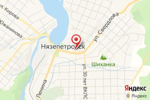 Адрес Уральская энергосбытовая компания на карте