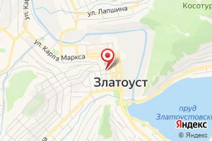 Адрес Новатек на карте