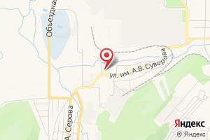 Адрес Ямалгазресурс на карте