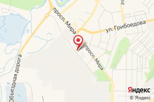 Адрес Стройкант на карте