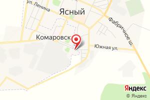 Адрес Насосная станция на карте