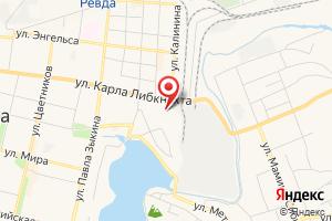 Адрес УМП Водоканал на карте