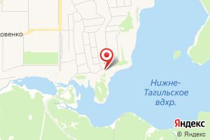 Адрес Канализационная насосная станция № 23 на карте