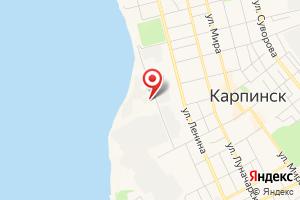 Адрес Тяговая подстанция Казанская на карте