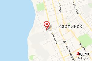 Адрес Серовский филиал Свердловскэнерго МРСК России на карте