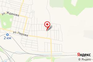 Адрес Водозаборная скважина на карте