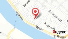 Отель Grand Boutique Hotel Huis Vermeer на карте