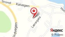 Отель Kringsjå Hotel на карте